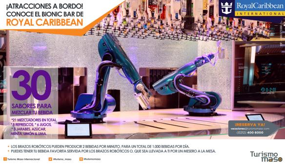 ¡Conoce el Bionic Bar!