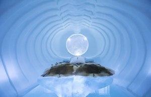 Hotel de hielo en suecia ice hotel sweden