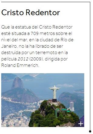 Destinos turísticos más destruidos en cine - Brasil