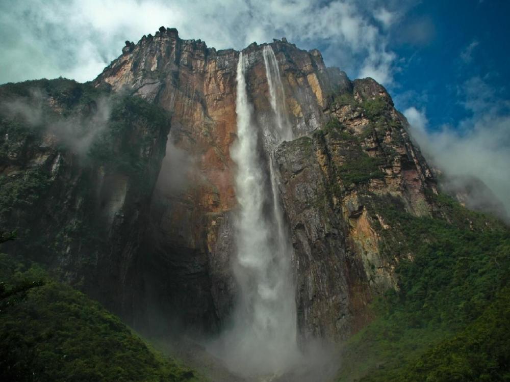 Salto Angel - Turismo Maso