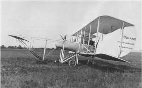 primer avión en Venezuela