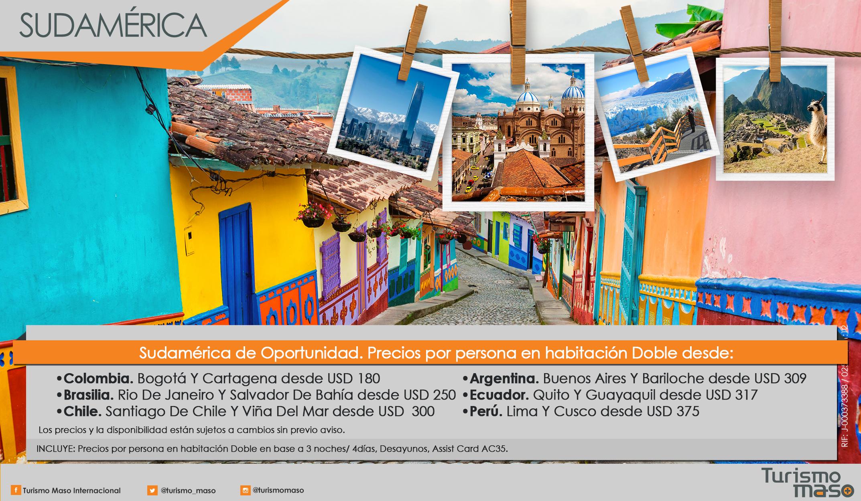 Sudamérica de Oportunidad