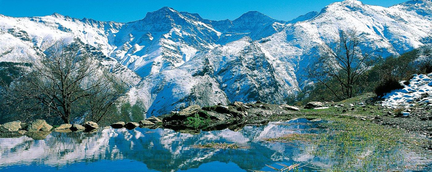 El Parque Nacional Sierra Nevada