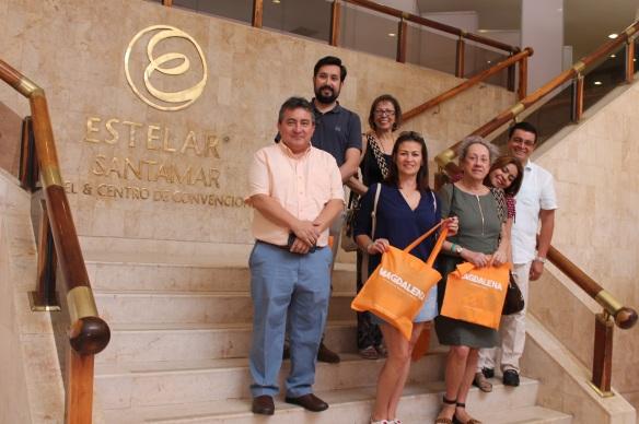Fam Trip (Estelar Santamar Hotel) - Santa Marta