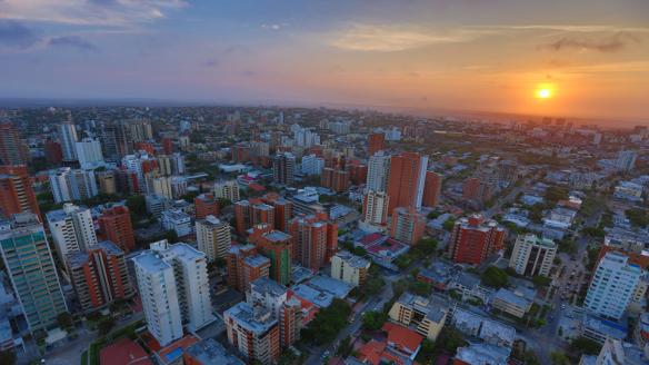 Puerta de Oro - Barranquilla