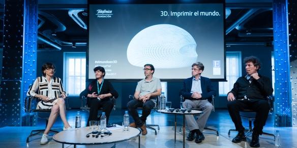 3D. IMPRIMIR EL MUNDO - EXPONENTES