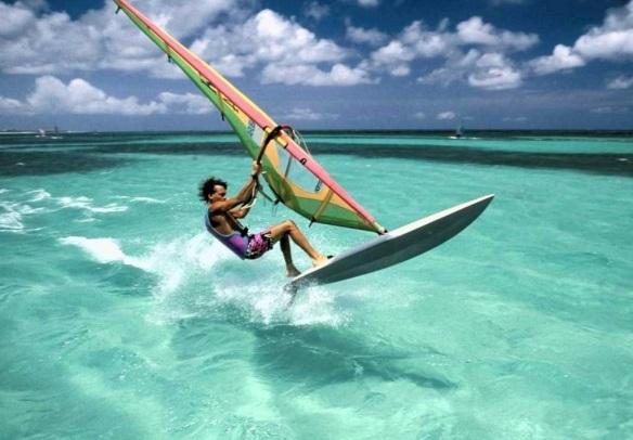 margarita - windsurf