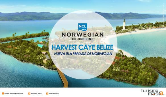 Isla privada Harvest Caye Belize!
