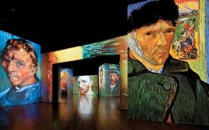 Van Gogh Avile - The Experience 1