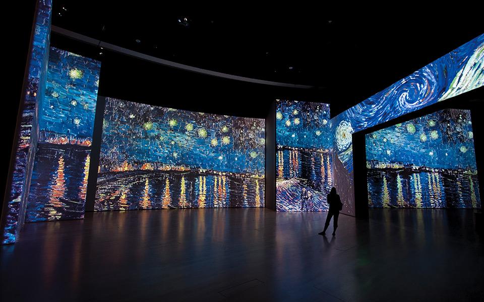 Van Gogh Avile - The Experience