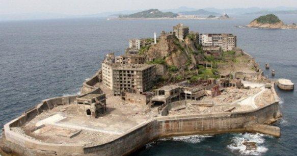 Warship Island - Hashima
