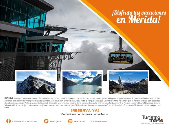 ¡Disfruta tus vacaciones en Mérida!
