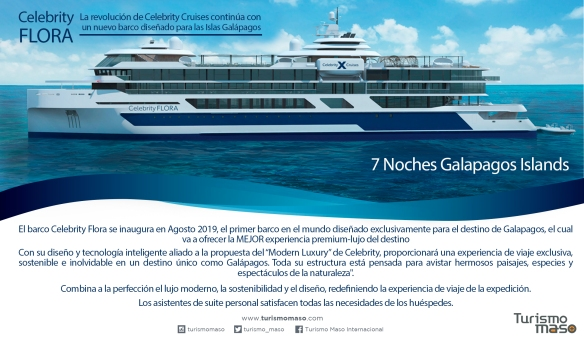 Celebrity Islas Galápago