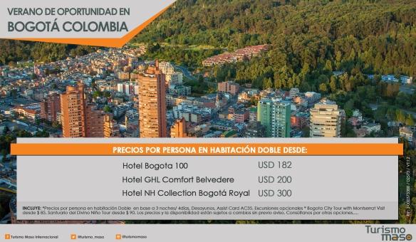 Verano de Oportunidad en Bogotá