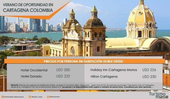 Verano de Oportunidad en Cartagena