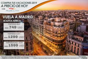 Madrid PLUS ULTRA_TMI