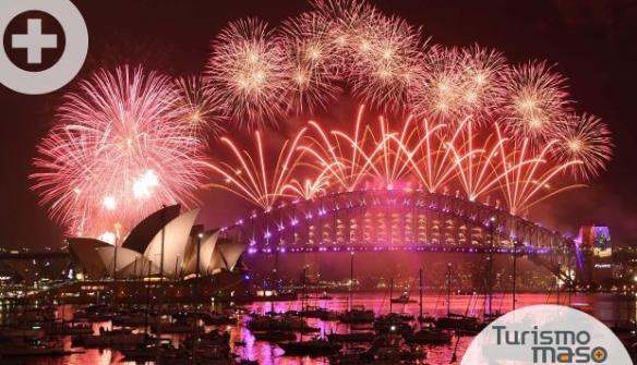 Año nuevo Sidney