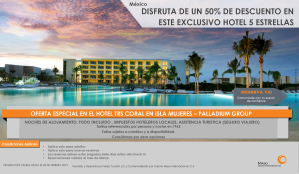 Hotel TRS CORAL EN ISLA MUJERES