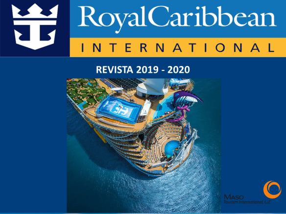 Revista Royal Caribbean Maso Usa