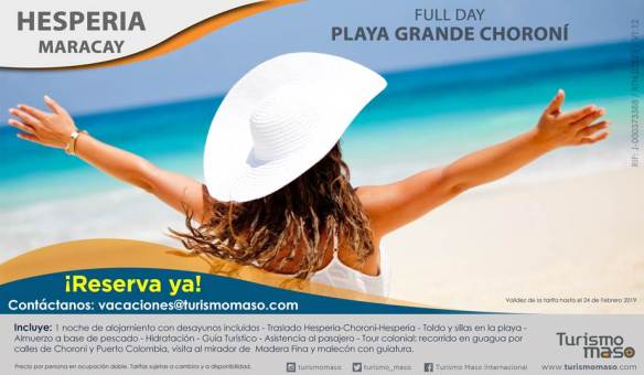 Playa Grande Choroní