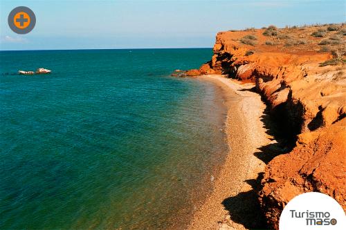 Playa El Amor Isla de Coche