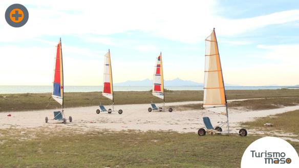 Isla de Coche Windseekers