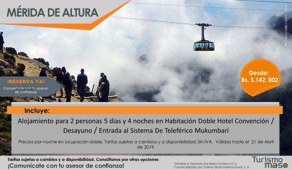 Mérida de Altura