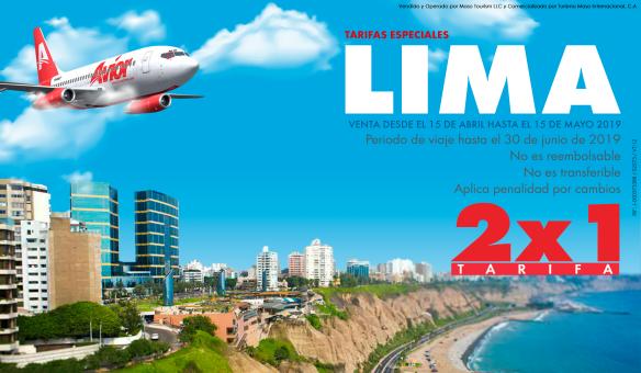 LIMA 2X1