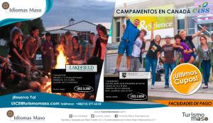 Campamentos Canadá