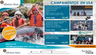 Campamentos USA