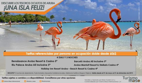 Descubre los Tesoros ocultos de Aruba