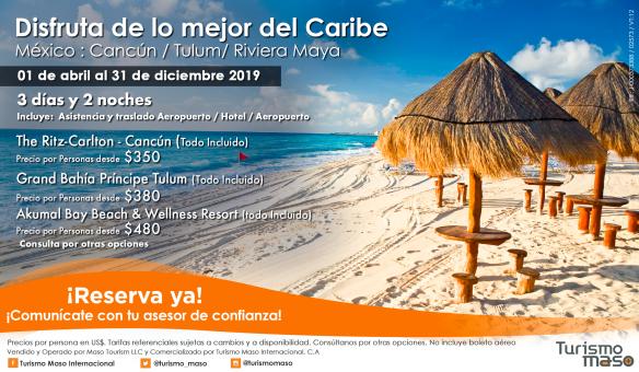 Viaja a la Riviera Maya en México
