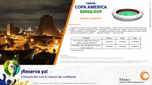 Semifinal Brasil 2019