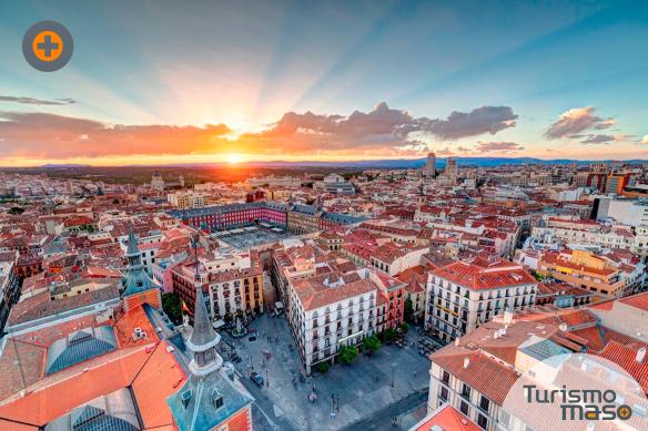 Madrid con Turismo Maso