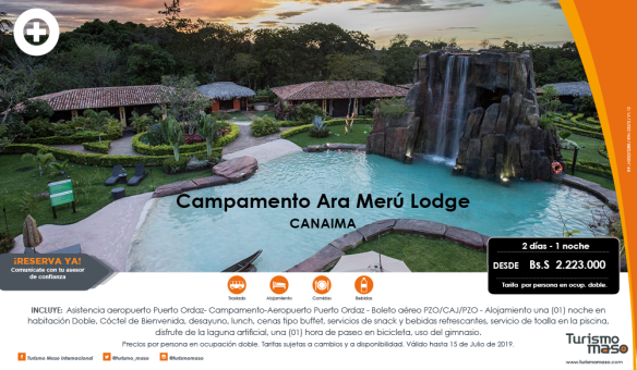 Ara Merú Lodge