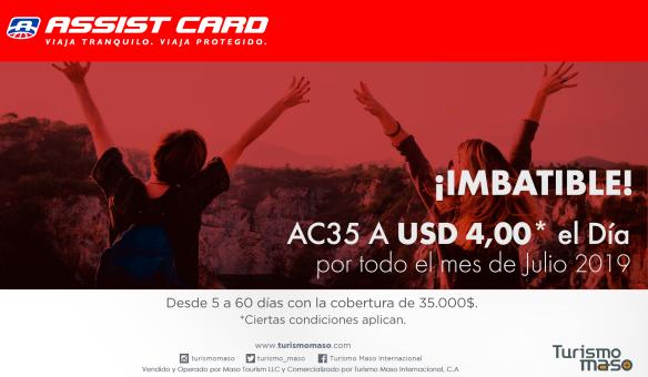 Assist Card JUNIO